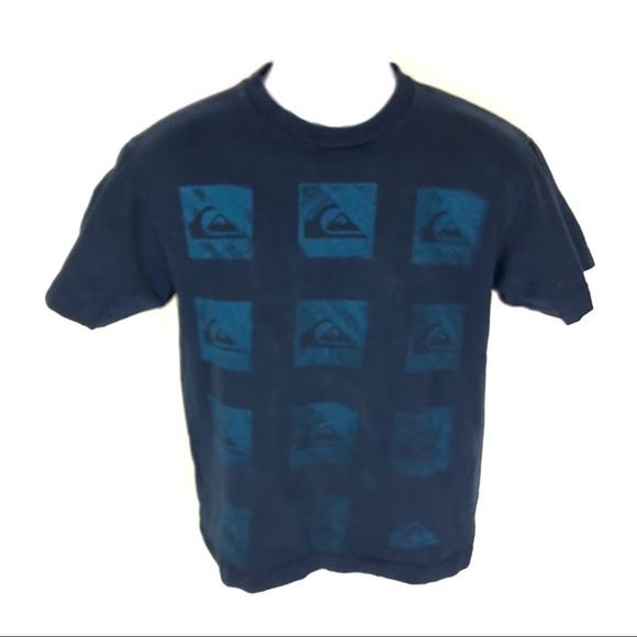 Quiksilver Other - Quiksilver Men's Blue T-Shirt L